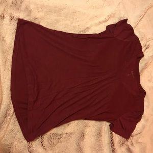 Tops - Plain tee shirt